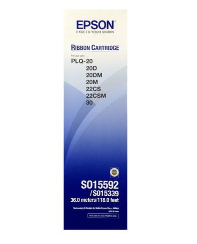C13S015592 - PLQ-20 / 30 Ribbon Cartridge (Black)