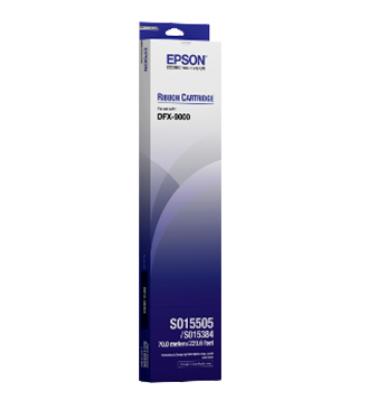 C13S015505 - DFX-9000 Ribbon Cartridge (Black)