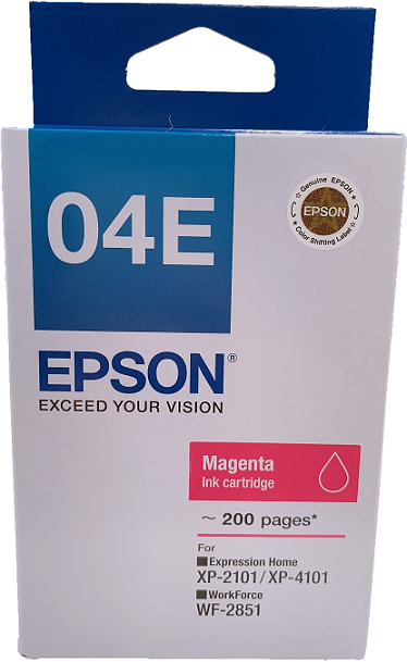 C13T04E383 - Magenta Ink