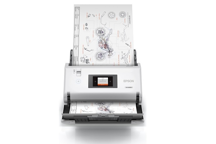 WorkForce DS-32000 high speed A3 sheetfeed scanner