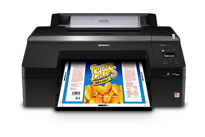 Epson SureColor P5080 With Ink Cartridge Violet
