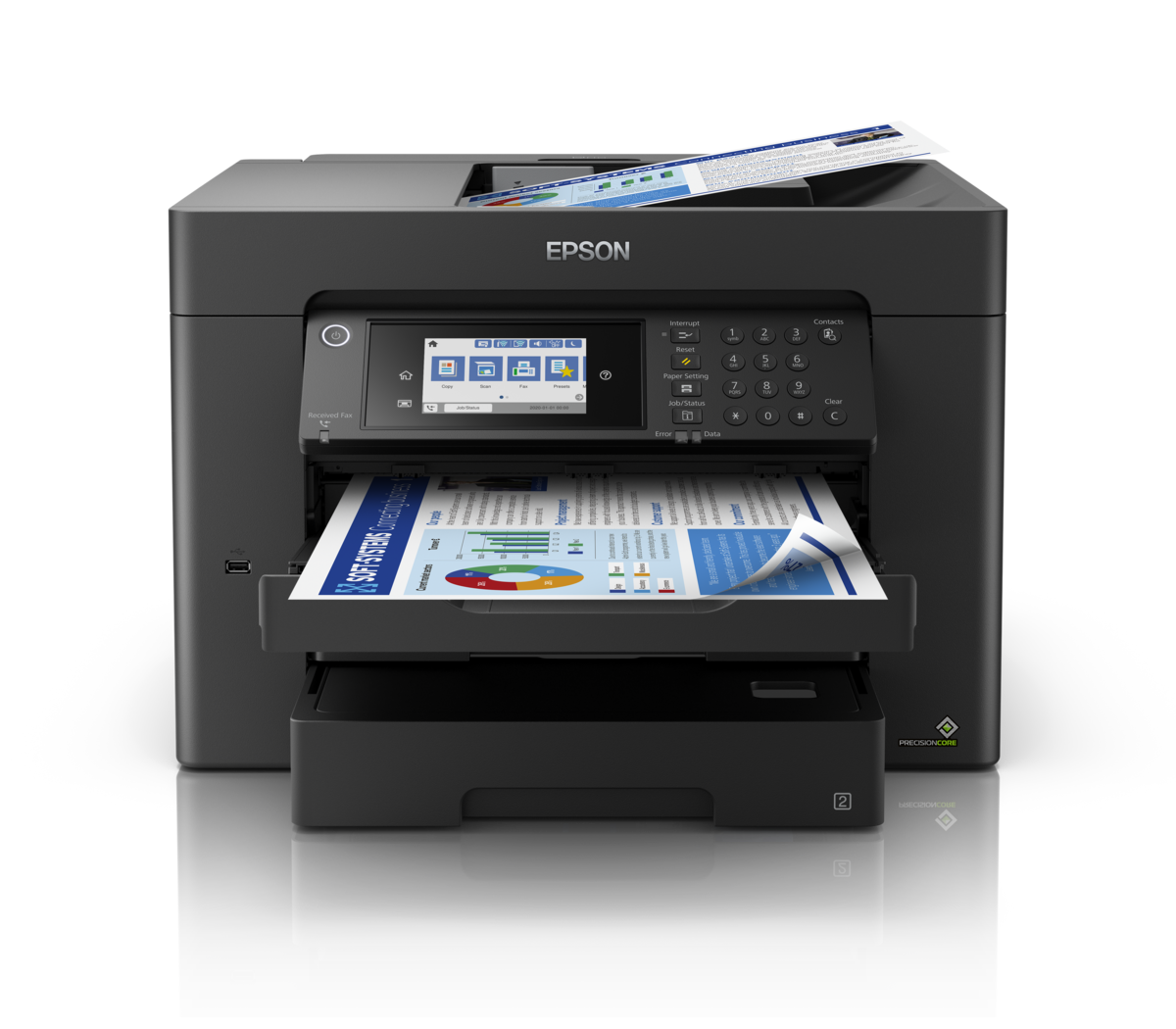 Epson WorkForce WF-7841 A3 Multifunction Printer