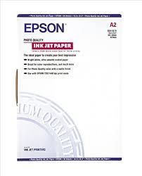 C13S041079 - Photo Quality Inkjet Paper (A2)