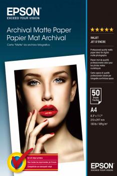 C13S041342 Archival Matte Paper (A4)