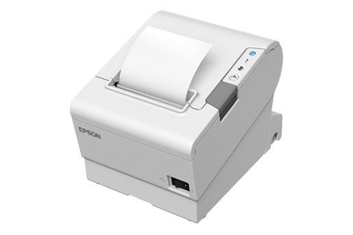 TM-T88VI POS Receipt Printer  (White)
