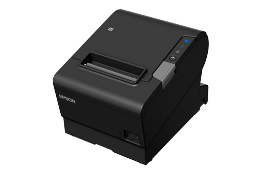 TM-T88VI POS Receipt Printer  (Black)