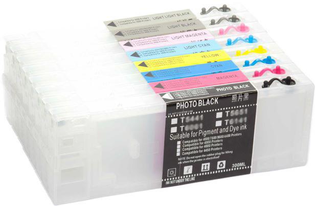 T607 Ink Series
